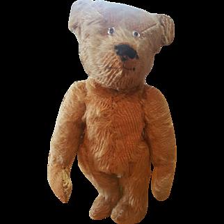 """Vintage 1920's Ideal 10 1/2"""" Mohair Teddy Bear"""