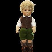"""R. John Wright Little Children Series 17"""" Peter Doll LTD. 250"""