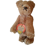 "1950's Steiff 3 3/4"" Teddy Bear with Chest Tag"