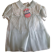 Wonderful 1960's Nylon Dress for Large Baby or PattI Play Pal Doll