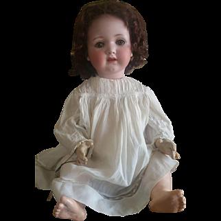 """Vintage Armand Marseille 24"""" German MELITTA Bisque Head Baby Doll"""