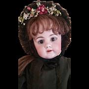 "Antique 1909 Kestner 156 Character 27"" Doll WONDERFUL!"