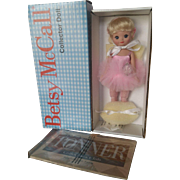 Vintage Robert Tonner Betsy McCall Takes a Ballet Class Doll