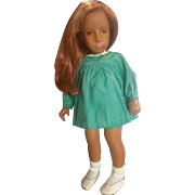 1960's Sasha Serie Redhead Doll no Philtrum