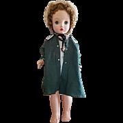"""1950's Madame Alexander 24"""" Winnie Walker Doll"""