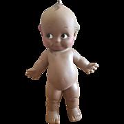 Vintage 1960's Cameo Rubber Hottentot Kewpie Doll