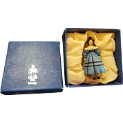 Vintage Tiny Miss Unity Miss UFDC Doll in Box