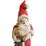 1950's Composition Japan Christmas Santa Clause