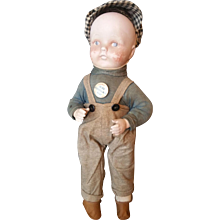 1914 Horsman Composition Jackie Coogan Doll