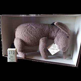 Vintage 1996 R. John Wright Winne the Pooh Pocket Eeyore in Box