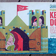 1963 Parker Brothers KEWPIE DOLL GAME Hard-To-Find